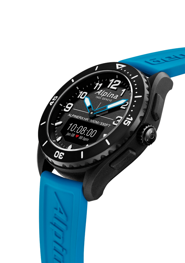ALPINERX ALIVE <br> BLACK / BLUE