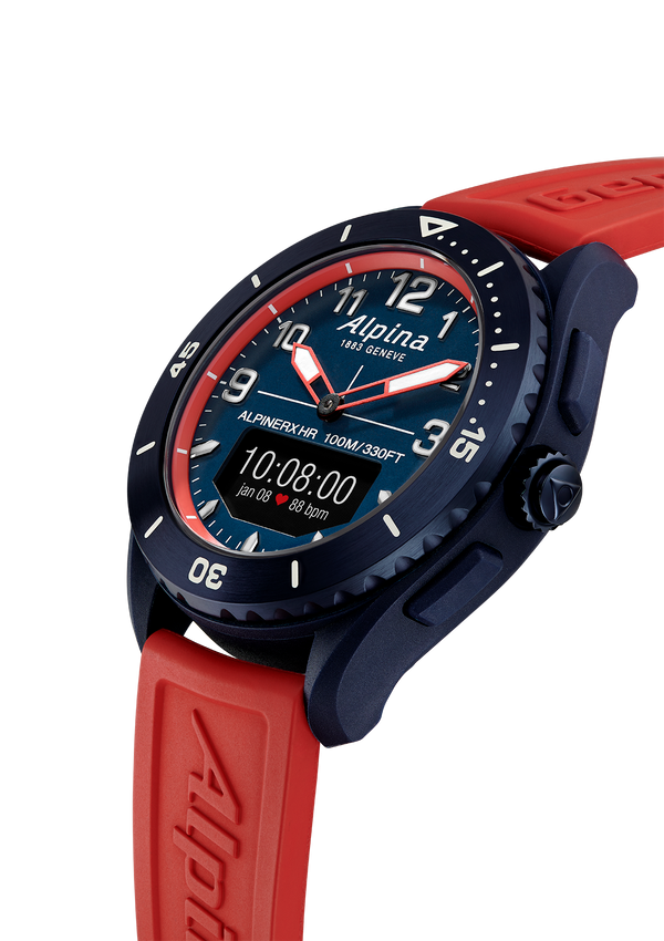 ALPINERX ALIVE <br> RED & BLUE