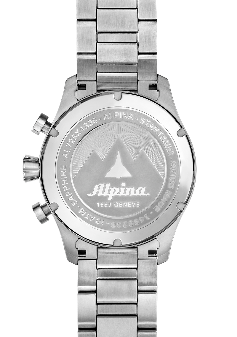 Automatic Chronograph Date | Startimer Pilot | Alpina Watches