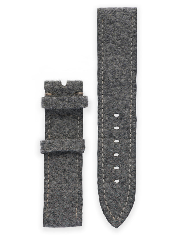 ALPINERX <br> ARPIN GREY STRAP <br> 22MM