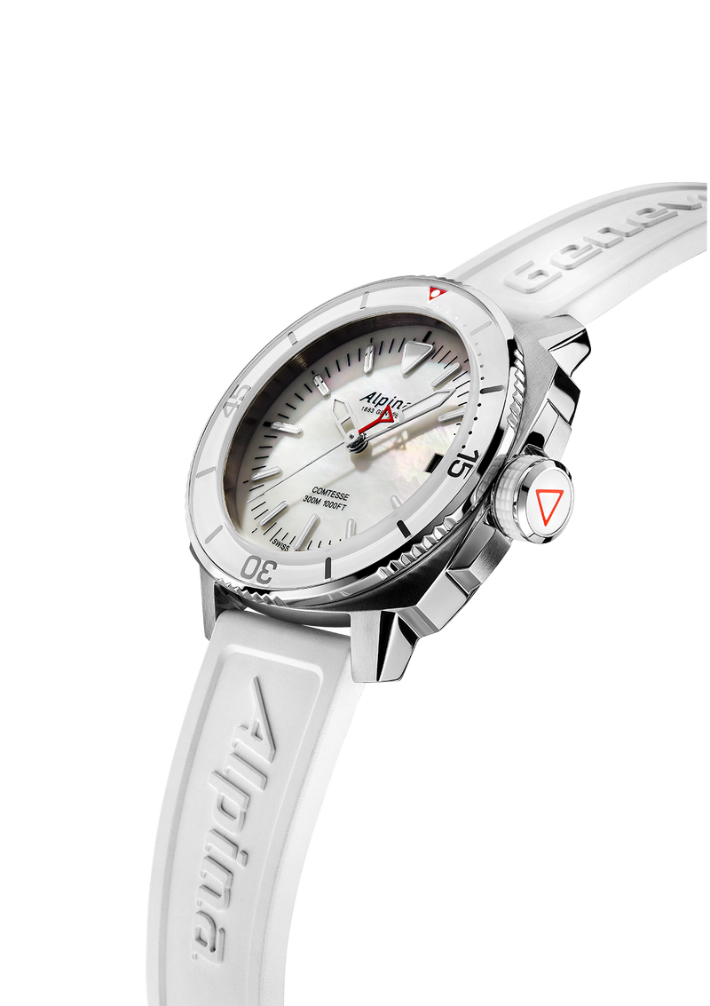 SEASTRONG DIVER COMTESSE <BR> WHITE