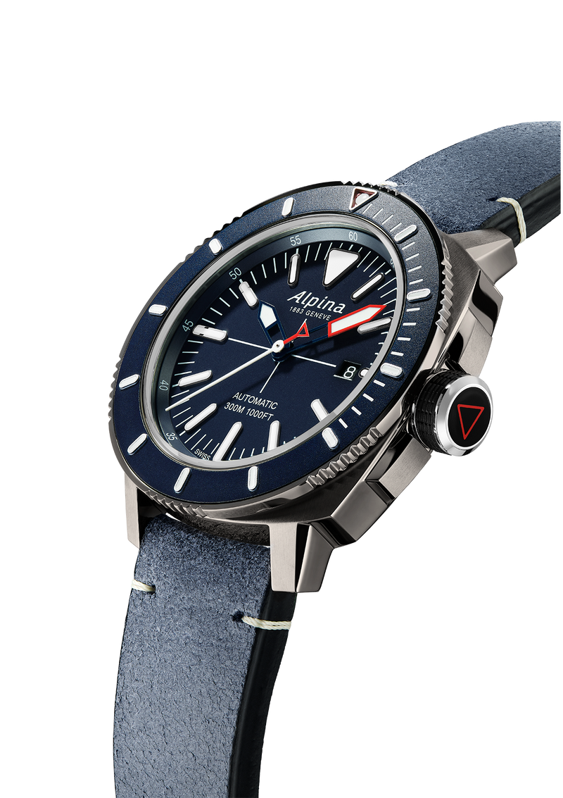 SEASTRONG DIVER 300 <br> NAVY BLUE