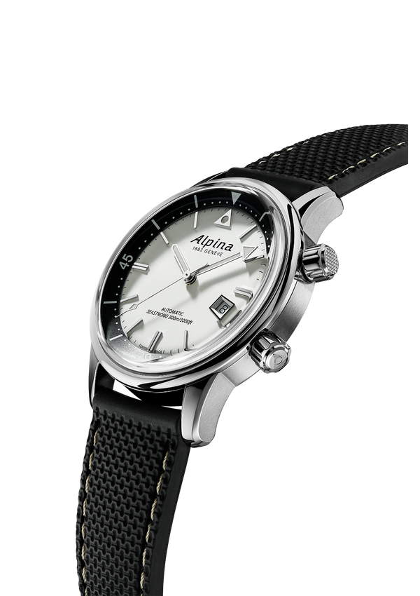 Seastrong Diver Heritage | Dynamic Stainless Steel | Alpina Watches