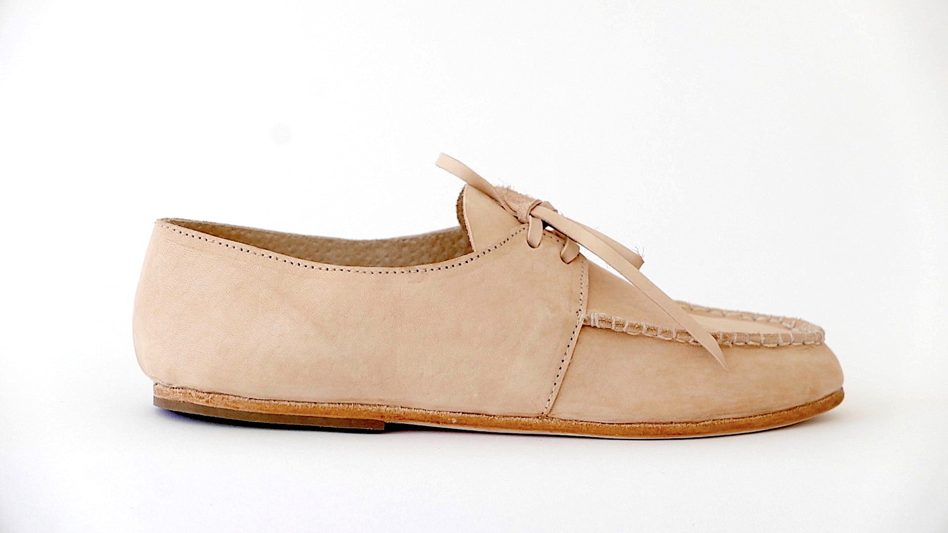 MOCCASIN / UNDYED