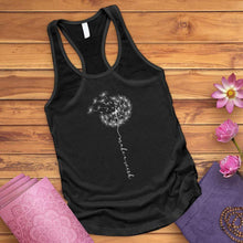Load image into Gallery viewer, Make A Wish Dandelion Tank Top