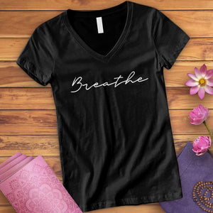Breathe V-Neck