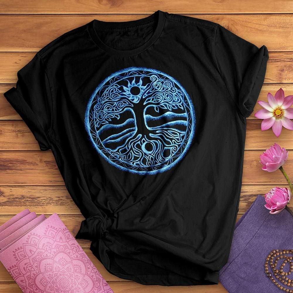 Glowing Tree Of Life Tee