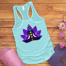 Load image into Gallery viewer, Lotus Meditation Tank Top