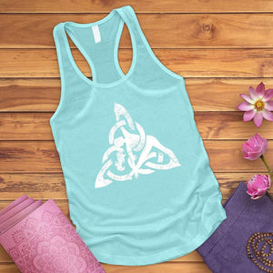 Triangle Trikonasana Tank Top