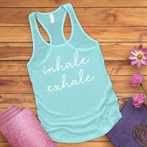 Inhale-Exhale Tank Top