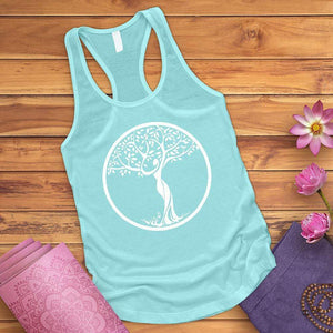 Lady Zen Tree Tank Top