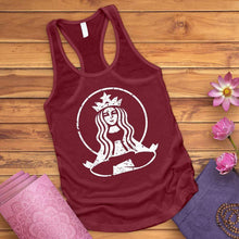 Load image into Gallery viewer, Coffee Yoga Tank Top