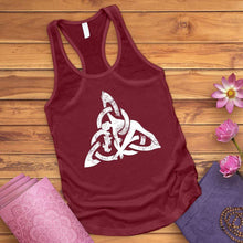 Load image into Gallery viewer, Triangle Trikonasana Tank Top