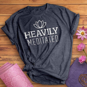 Heavily Meditated Tee