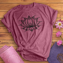 Load image into Gallery viewer, Lotus Blossom Tee
