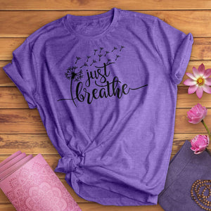 Just Breathe Dandelion Tee