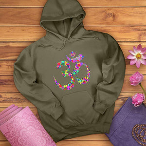 Stained Glass OM Hoodie