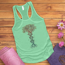 Load image into Gallery viewer, Helix Tree Of Life Tank Top