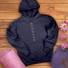 Load image into Gallery viewer, Chakra Hoodie