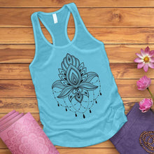 Load image into Gallery viewer, Lotus Flower Tank top