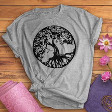 Load image into Gallery viewer, Circle Tree Of Life Tee