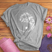 Load image into Gallery viewer, Yin Yang Bonsai Tree Tee