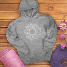 Load image into Gallery viewer, Henna Sun Burst Hoodie