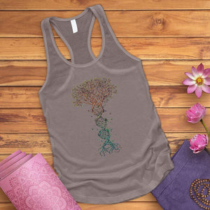 Helix Tree Of Life Tank Top