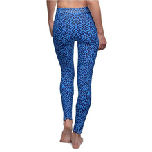 Load image into Gallery viewer, Maze Illusion Yoga Pants