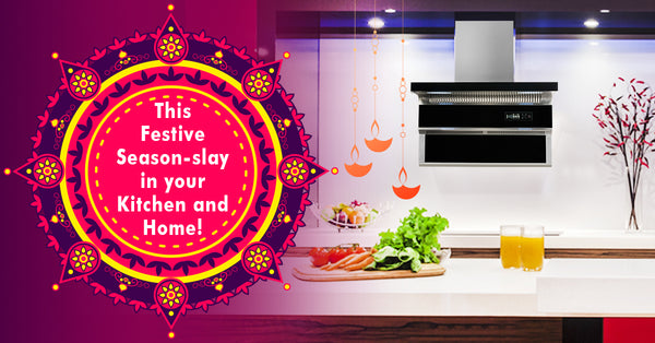 This Festive Season- Slay In Your Kitchen And Home!