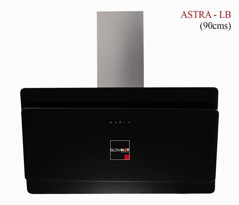 ASTRA BLACK CHIMNEY + PREAL COOK TOP + INDUCTION COOKTOP A10