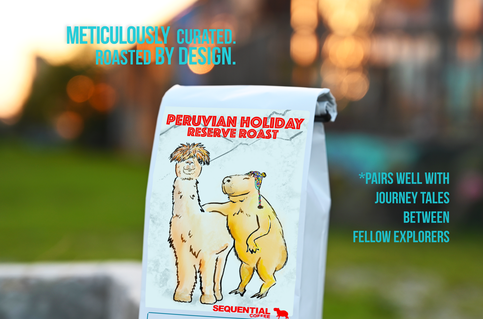 PERUVIAN HOLIDAY RESERVE ROAST - 8 oz.