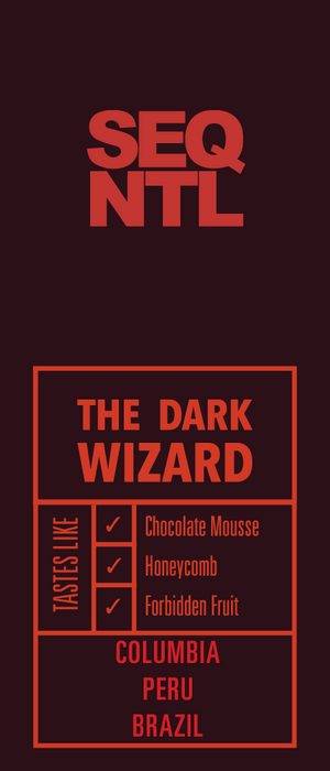 The Dark Wizard 12 oz.