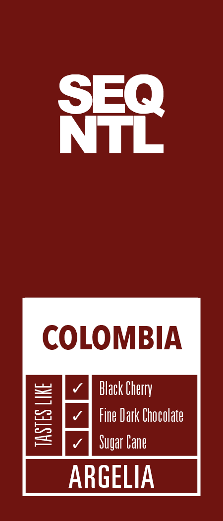 Colombia Argelia - Single Origin 12 oz.