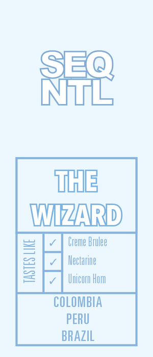 The Wizard 12 oz.