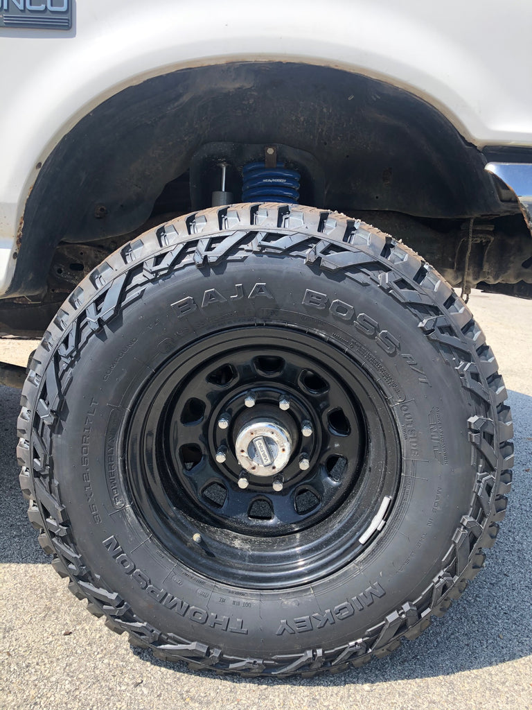 Baja Boss A-T Tires By Mickey Thompson