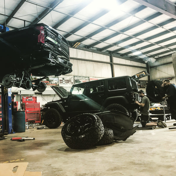 Custom Jeep Builder Chicago