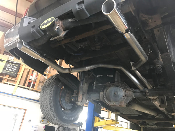 truck exhaust systems