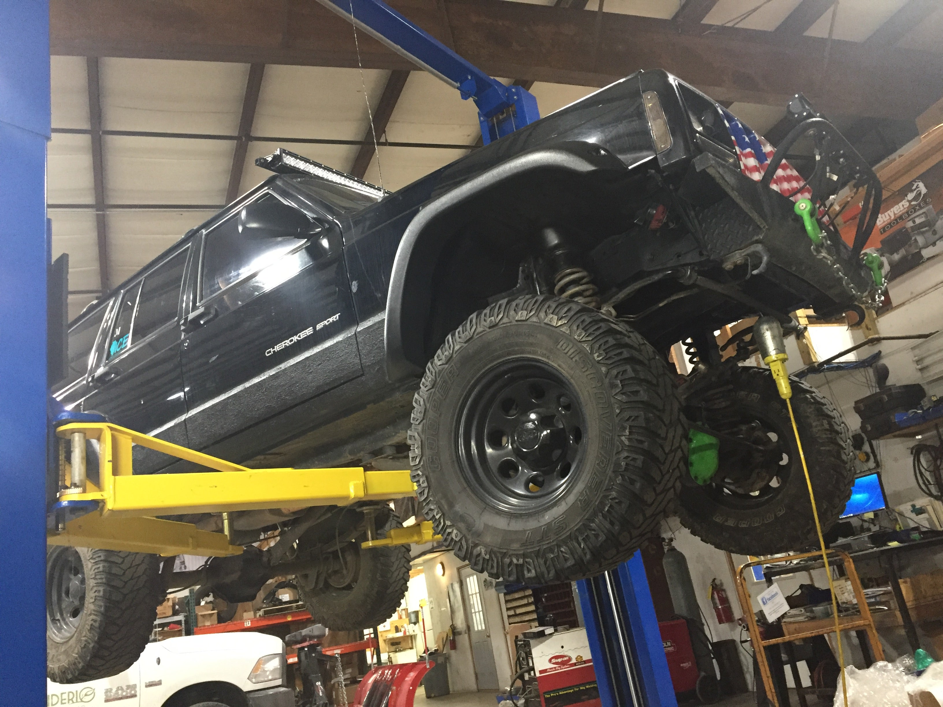 Joliet Illinois Jeep Repair Shop