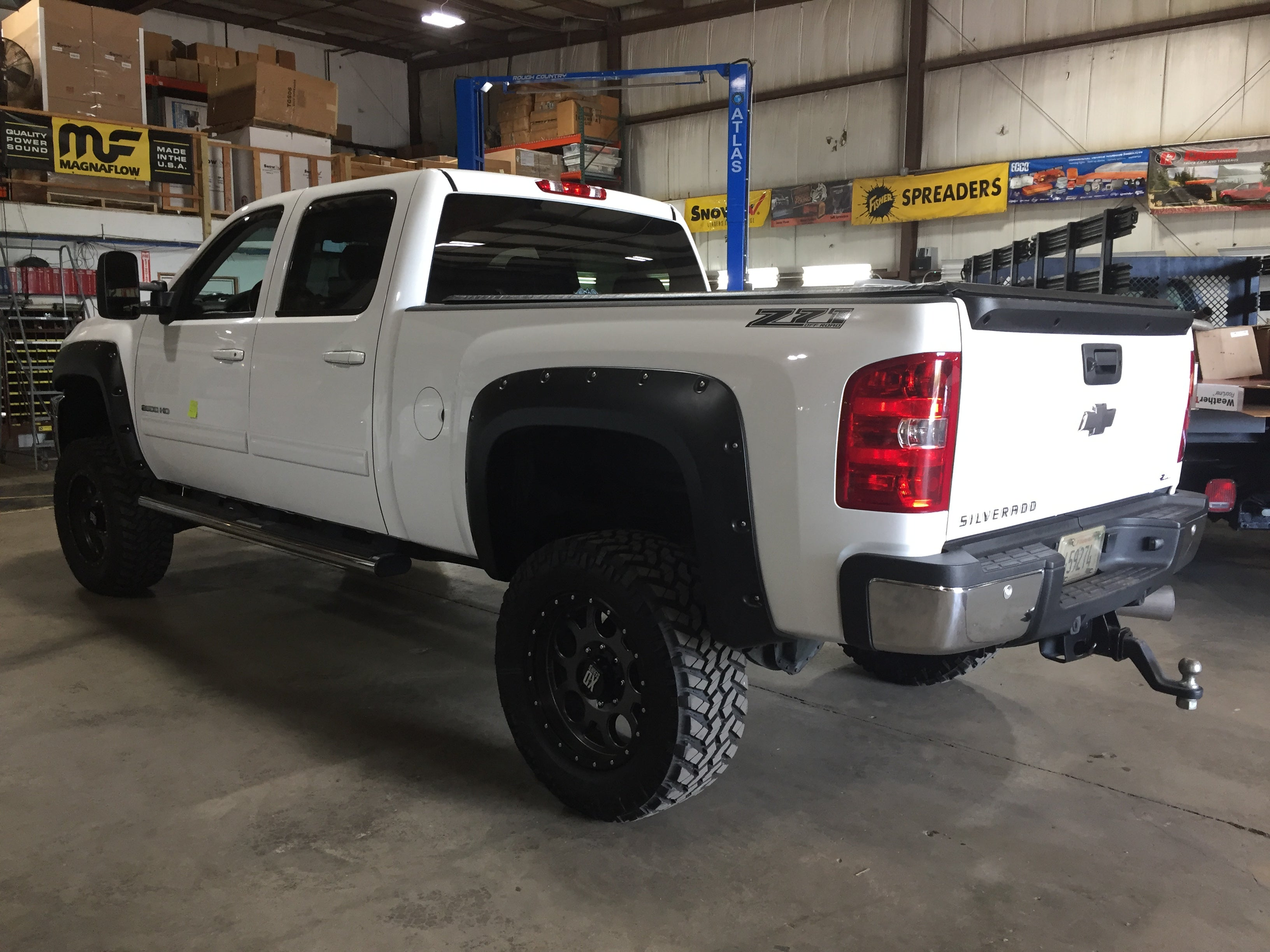 Custom Truck Builder Near Me