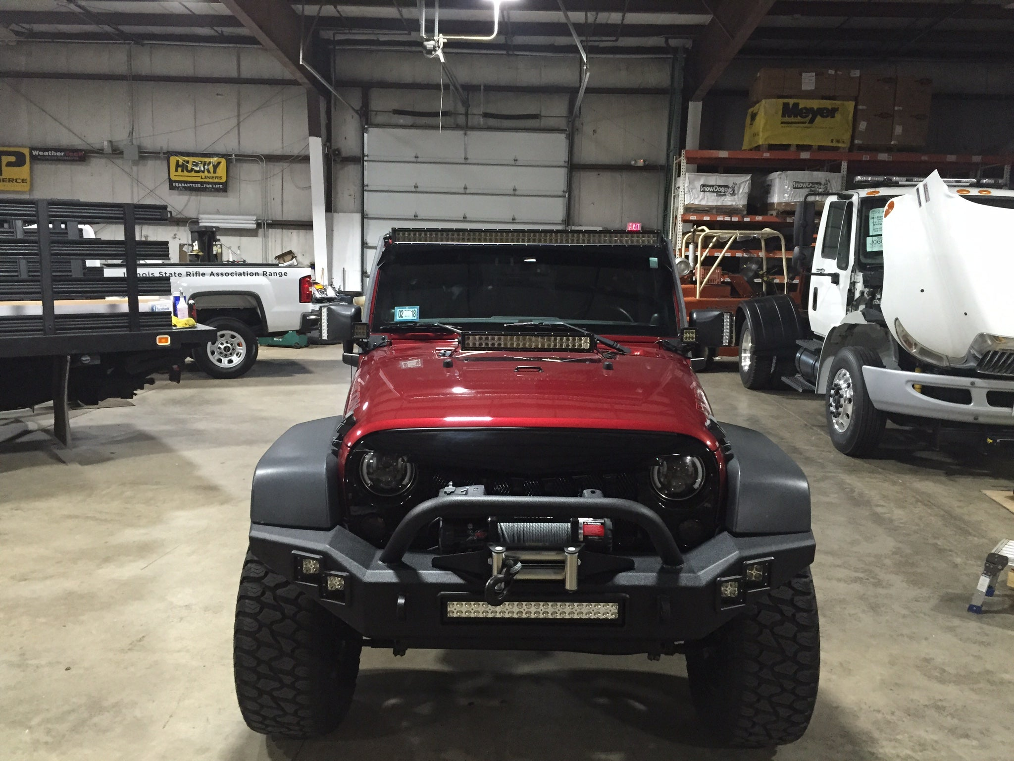 Custom Jeep Builder Near Me