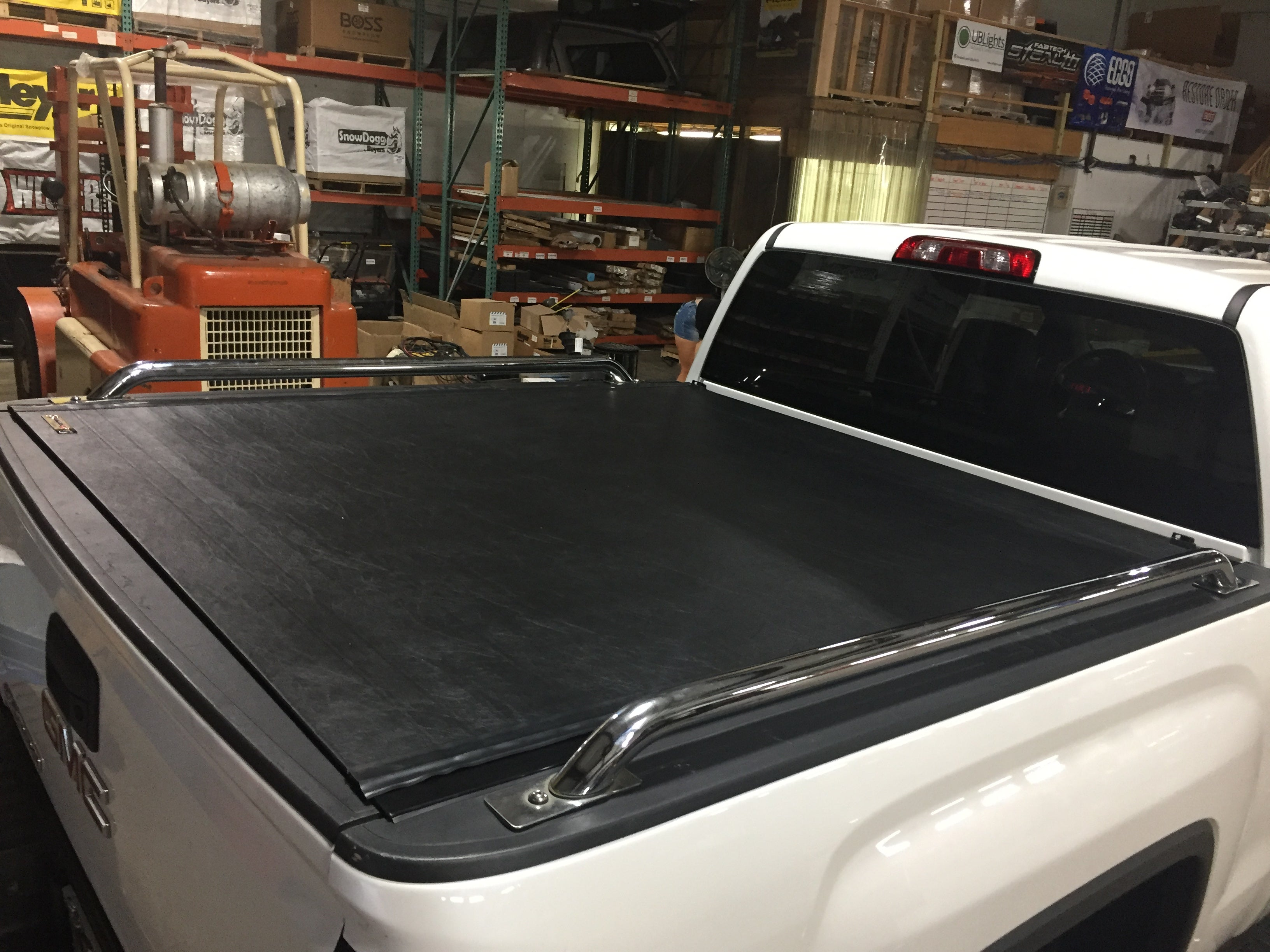 Tonneau Cover Dealers Near Me