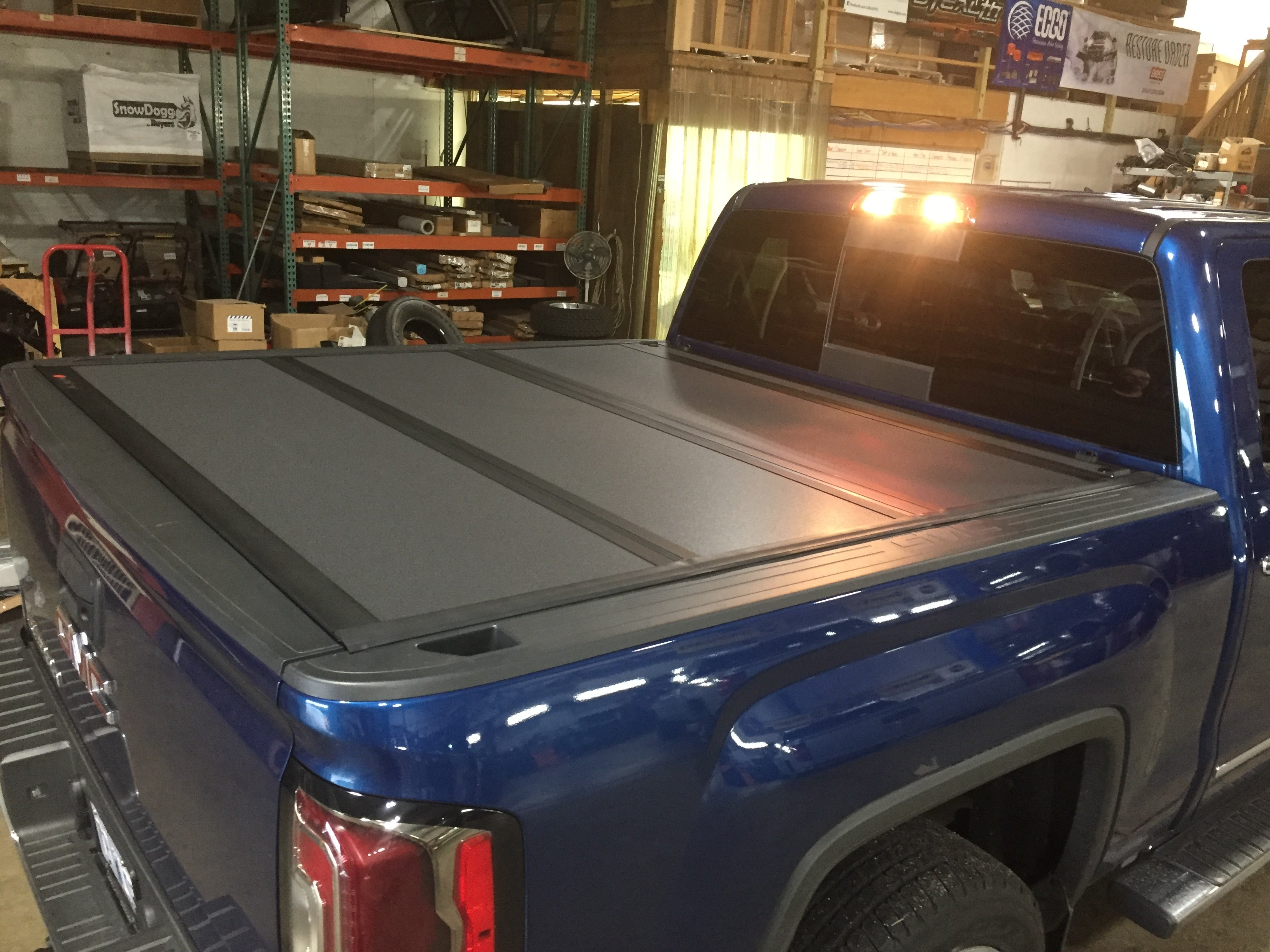Tonneau Cover Installation Near Me