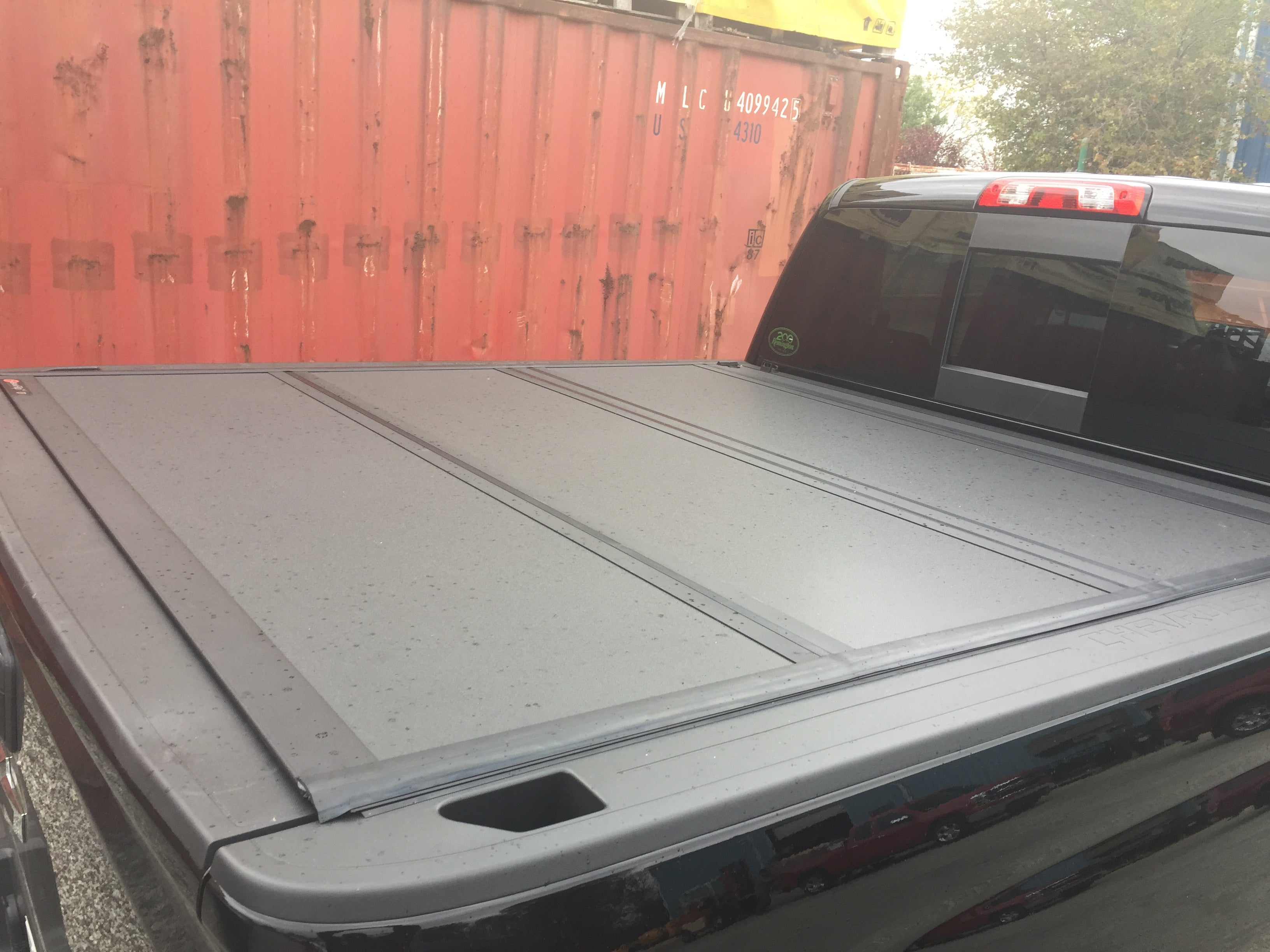 Pickup Truck Bed Cover Installation Chicago