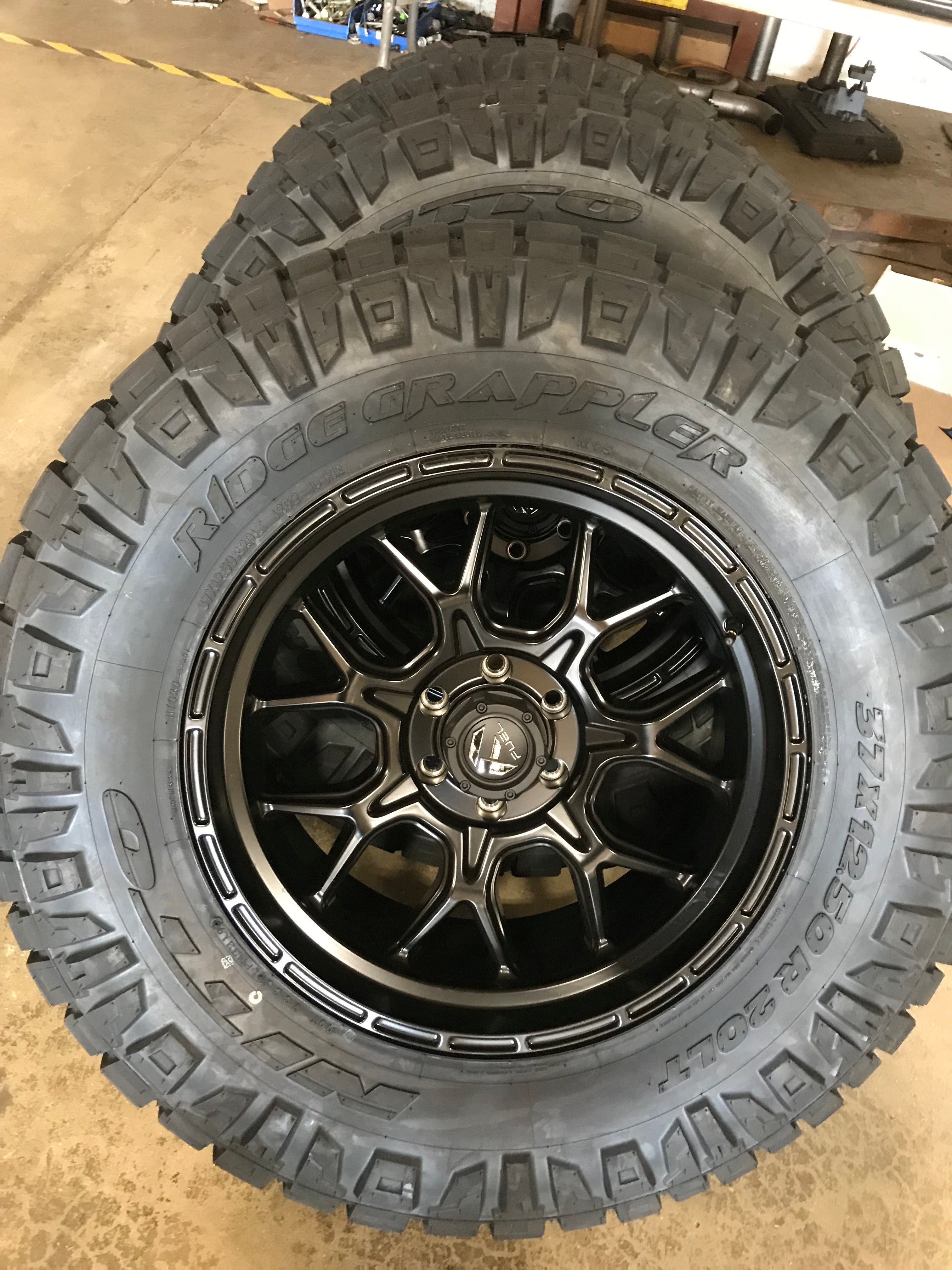 Fuel Off Road Wheel & Tire Dealer Near Me