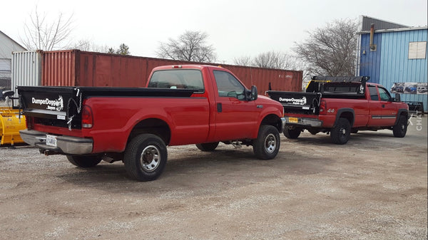 how much does it cost to put a dump bed on a truck
