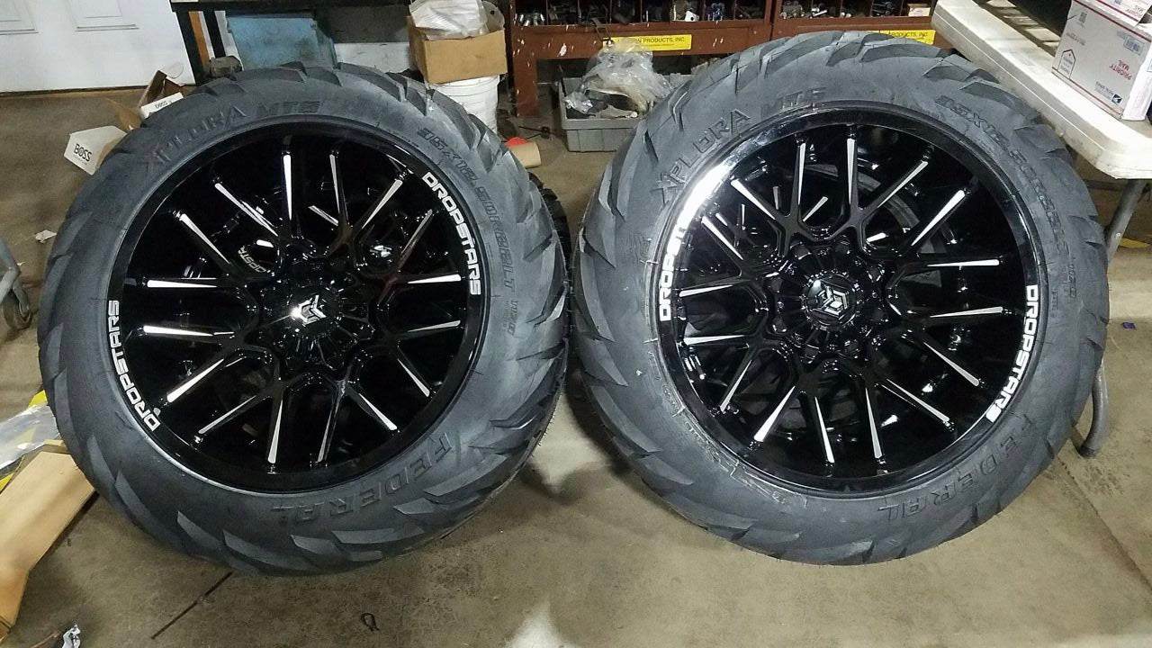 Dropstars Offroad Wheel & Tire Packages Near Me