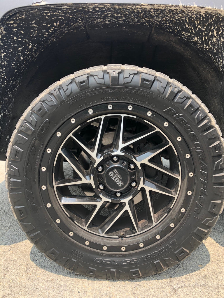 Moto Metal Offroad Rims for sale
