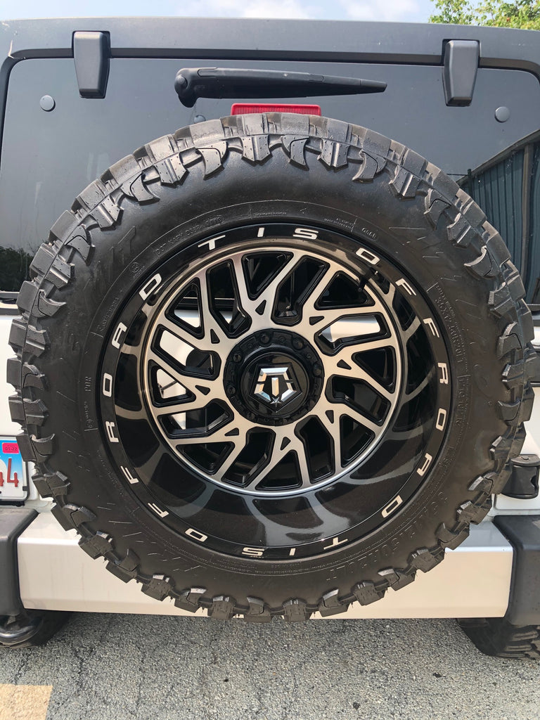 Tis Offroad Lifted Truck Rims For Sale