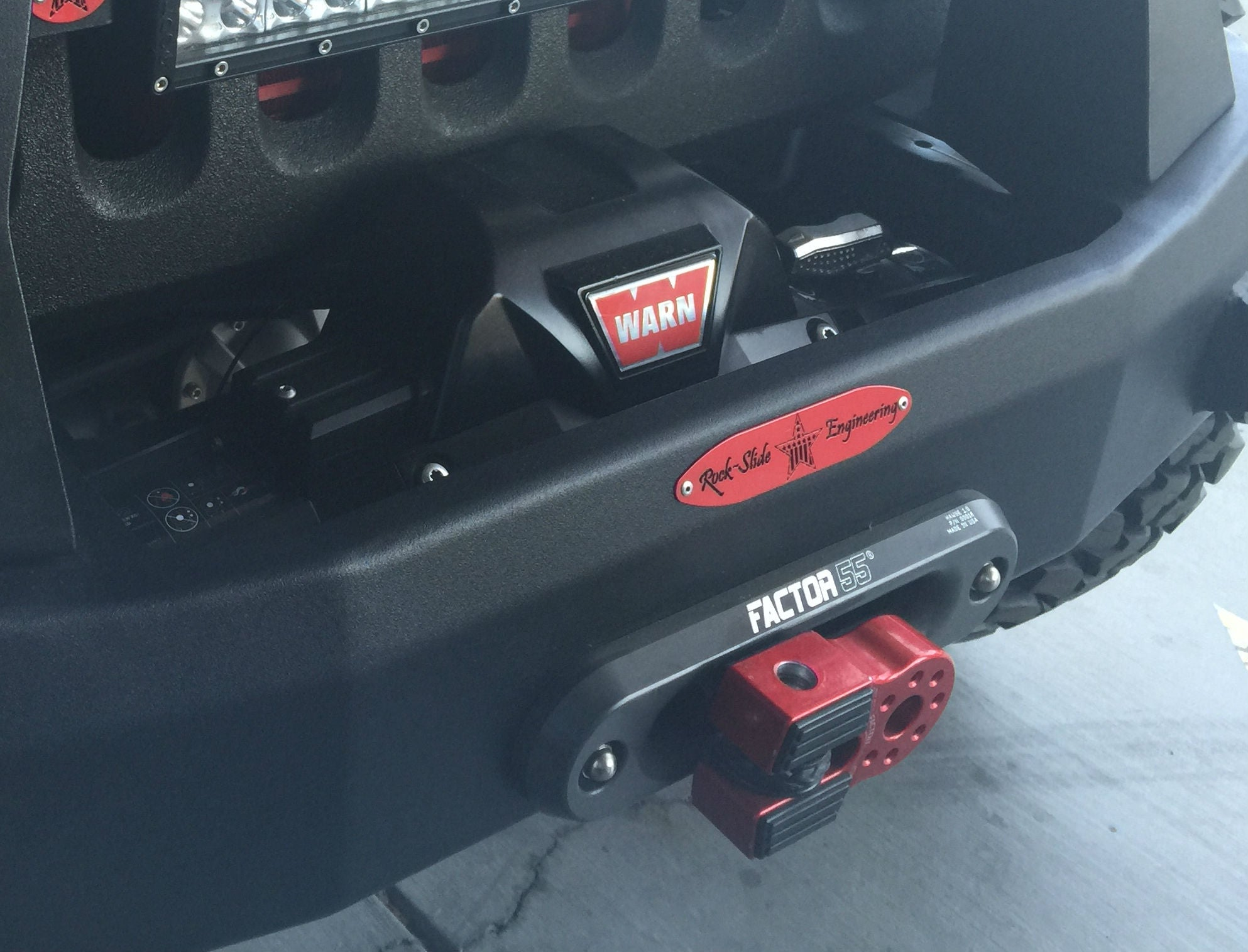 Jeep  Wrangler Warn Winch Installation Near Me in Chicago